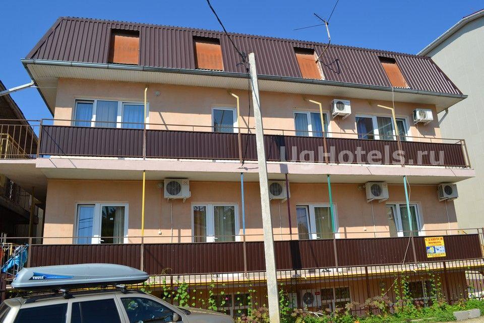 Витязево гостевые дома на улице роз