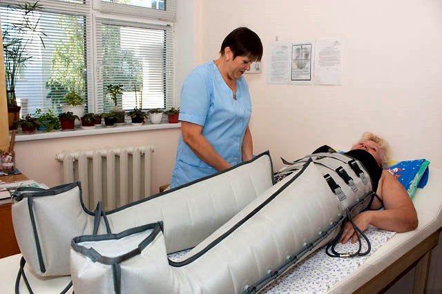 Санатории с лечением астмы в евпатории