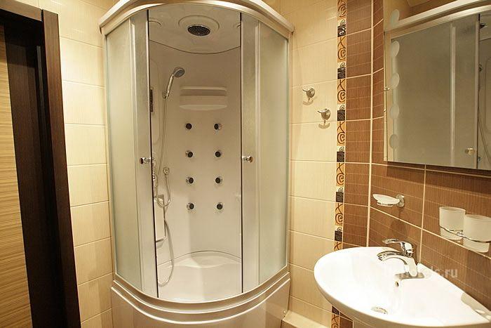 строительства жилого переделать ванну под душевую кабину квартиру улице Шостаковича