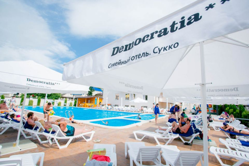 Отель Democratia 3* All inclusive, Сукко
